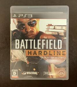 【PS3】バトルフィールド ハードライン(Battlefield Hardline)プレステ3 プレイステーション3