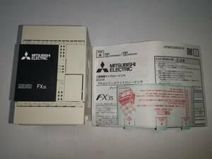 三菱 シーケンサー FX3S-14MR/ES 中古C