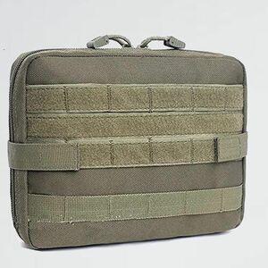 好評 新品 ポ-チ・バッグ JETEDC(ジェットイデイシイ)molle 5-L2 (黑) (緑色、大) バックパック ツ-ルバッグ 工具差し入れ 道具袋