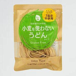 好評 新品 グルテンフリ-習慣 大潟村あきたこまち生産者協会 M-PZ 小麦を使わないうどんタイプ 90g×12袋