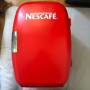 ネスカフェ 冷蔵庫 NESCAFE 小型冷蔵庫 保冷庫 商品 美品 ミニ冷蔵庫