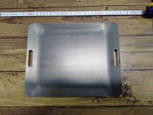 4.5mm厚 バーベキュー鉄板
