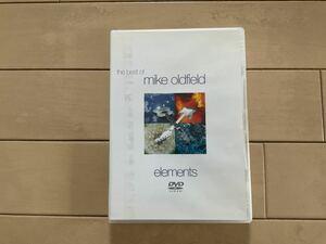マイクオールドフィールド MIKE OLDFIELD ELEMENTS: BEST OF MIKE OLDFIELD DVD