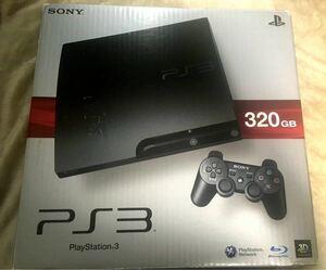 【箱付】SONY PS3 本体+ゲーム CECH-3000B 320GB【PS、PS2、PCエンジンの名作ダウンロード可】