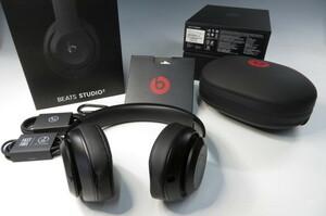 1円〜【未使用】BEATS STUDIO 3 ビーツ スタジオ 3 オーバーイヤーヘッドフォン  Wireless ワイヤレス MX3X2PA/A 10-4-4
