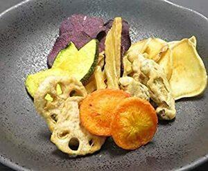 7種類の秋野菜チップス230g 大地の生菓 7種類の秋野菜チップス 230g お菓子 おやつ スナック菓子 こども おつまみ ギ