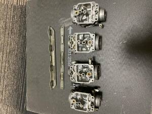 CBX400FF CBX400F 1型 2型 CBR400F CBX550F キャブレター