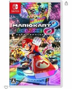 マリオカート8デラックス Nintendo Switch Switch ニンテンドースイッチ 任天堂