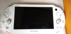 PS Vita ライトピンク/ホワイト 16GBメモリーカード 太鼓の達人Vバージョン セット