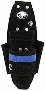 スリムタイプ 工具用ウエストバッグ 大工 電工用 作業効率の良い機能設計 工具差し 工具袋 ポーチ腰袋 ベルトポーチ ツールバッ
