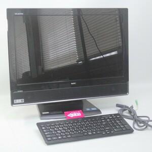 NEC VALUESTAR PC-VW770ES6B ※HDDなし!WINDOWS7 CORE i7 モニター/キーボード/電源ケーブル/B-CASカード ジャンク 16
