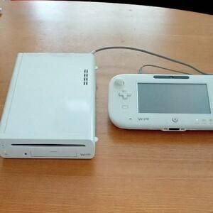 WiiU 32GB本体
