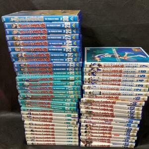 テニスの王子様 DVD 全巻(1~45)+全国大会編(1~7)セット