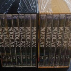 【全巻セット】MADLAX 全13巻初回限定版