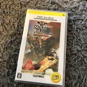 PSP モンスターハンターポータブル