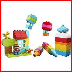 レゴ(LEGO) ブロック おもちゃ デュプロのいろいろアイデアボックス 10887 知育玩具 ブロック おもちゃ 男の子