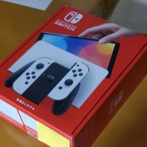 新型Switch 有機el 本体なし 新品 Nintendo Switch