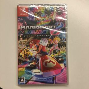 任天堂 (Switch)マリオカート8 デラックススーパーマリオ マリオ 新品