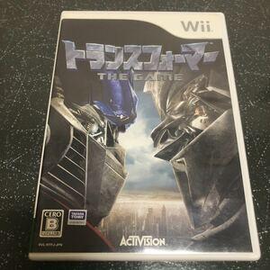 【ハガキ付】トランスフォーマー THE GAME Wii 【2454】