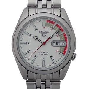【SEIKO セイコー】5/ファイブ 7S26-01V0 デイデイト 21石 自動巻き メンズ 腕時計【中古】
