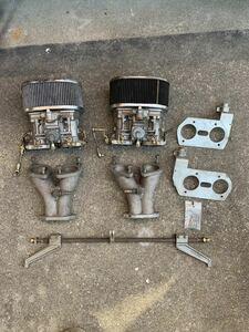 Weber 40 IDF carburetor Spain made