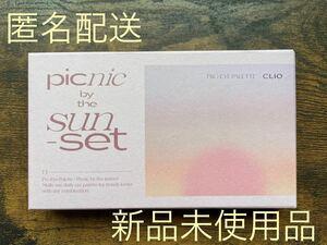 CLIOプロアイパレット アイシャドウパレット 13 夕焼けピクニック