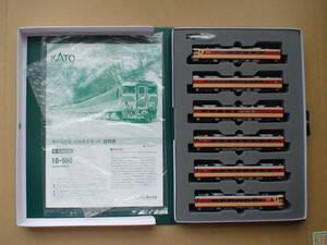 KATO 10-550 キハ82系 室内灯装備