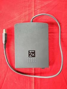Buffaloバッファロー   フロッピーディスクドライブ  FD-2USB