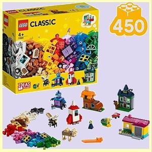 ☆★見逃せない★☆新品☆未使用★ クラシック レゴ(LEGO) 6-P1 女の子 男の子 創造力の窓 11004 ブロック おもちゃ