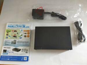 @I・O DATA アイ・オー・データ 外付けHDD HDCL-UT3.0KB 3TB USB3.0 超高速転写 テレビ PC パソコン HDD 中古品