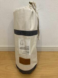 【未使用】【送料無料】ヘリノックス チェアツーホーム / スチールグレー Helinox Chair Two Home