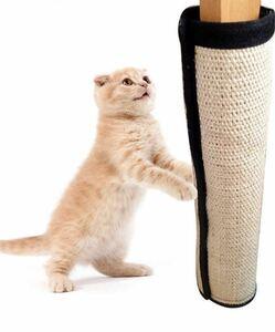 猫のサイザル爪とぎ