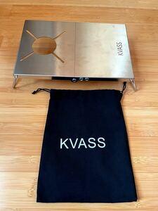 KVASS 遮熱テーブル SOTO ST-310 遮熱板 イワタニ②