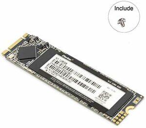 N1 128GB Zheino M.2 2280 128GB SATA3.0 6Gb/s 内蔵SSD 3D Nand 採用