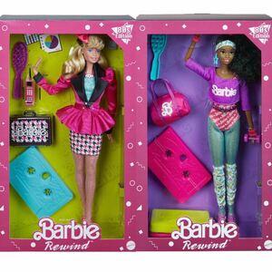 復刻版 80's Barbie Rewind 2体セット