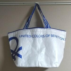 希少! BENETTON ベネトン 保冷バッグ エコバッグ トートバッグ ショッピングバッグ