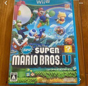 New スーパーマリオブラザーズ U Wii U