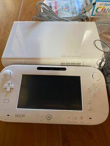 WiiU 本体 32GB shiro