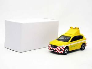 新品 非売品 初回同梱 トミカ マツダ CX-5 高速道路パトロールカー 2スピードでコントロール!トミカアクション高速道路 初回特典
