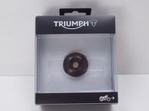 TRIUMPH トライアンフ 純正 リアフットレストフィニッシャーキット ストリートツイン ボンネビル T120