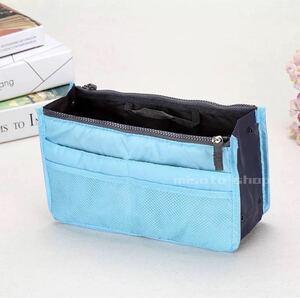 人気 バッグインバッグ 定番 インナーバッグ 男女兼用 収納バッグ