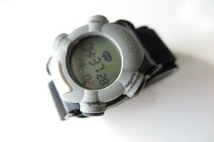 スウォッチ Swatch .BEAT ドットビート デジタル クォーツ 時計 ビンテージ希少!