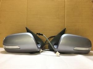 ミラー 左右 エッセ L235S ダイハツ 純正 7ピン 電格 電動格納 左 87940-B2430 右 87910-B2460 サイド ドア ウインカー 色かえ?
