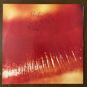 THE CURE KISS ME KISS ME KISS ME 2LP UK org