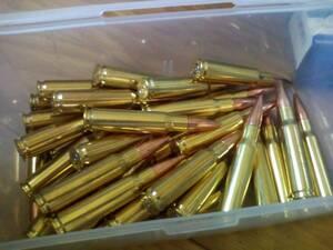 3【即決! 実パーツ使用!】5.56x45 7.62x51 30-06 7.62x39 45ACP 9mm M13/M27リンク ダミーカート 新品弾頭+再生品薬莢