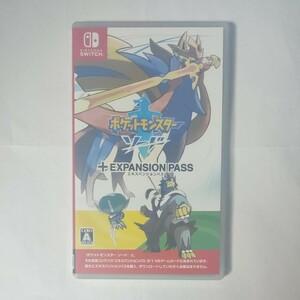 ポケットモンスターソード エキスパンションパス Nintendo Switch 任天堂 Nintendo ポケモン