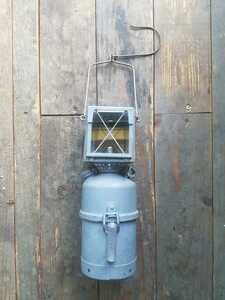 PUNKER80 未使用品 スウェーデン軍 カーバイド アセチレンランプ ビンテージ ランタン PRIMUS 1031