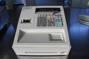 14-35616 中古品 シャープ 電子レジスタ XE-A147 2020年製 335×360×190 スマートレジ 飲食店 スーパー 軽減税率対応 PCと連携
