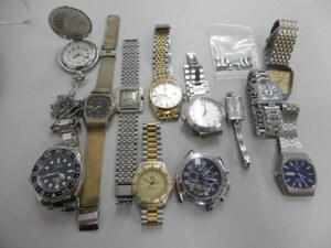 1円~ ジャンク 稼働未確認★腕時計 まとめ売り ラドー 他 12点セット