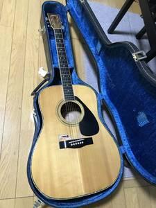 YAMAHA ヤマハ FG-300D アコースティックギター 現状品 ハードケース付き